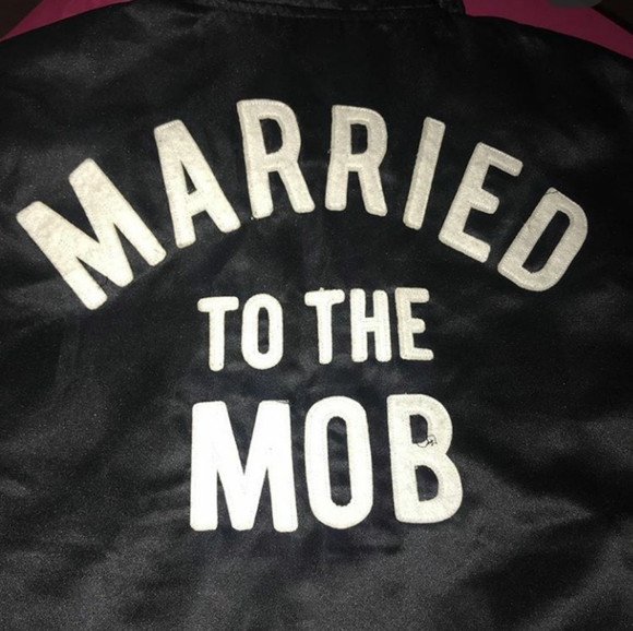 Married to the Mob Sweaters - Windbreaker